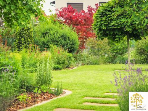 Projekt-18: Gartenbau