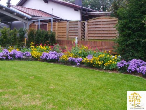 Projekt-3: Gartenbau